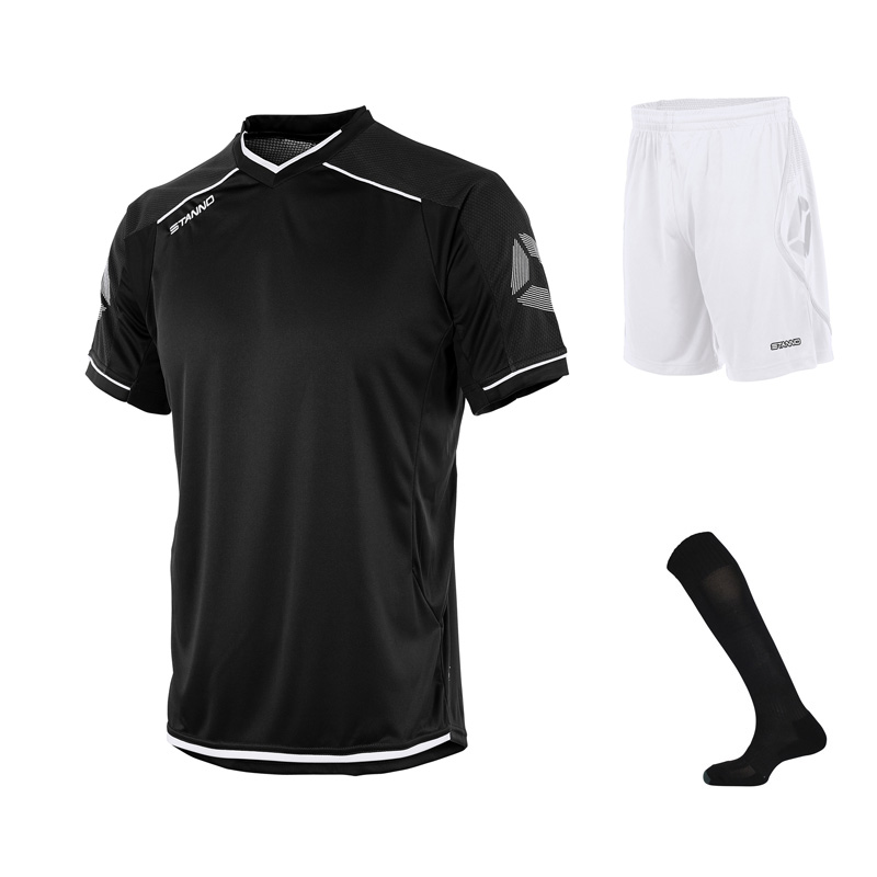 Stanno Futura Pisa Short Sleeve Full Kit Set