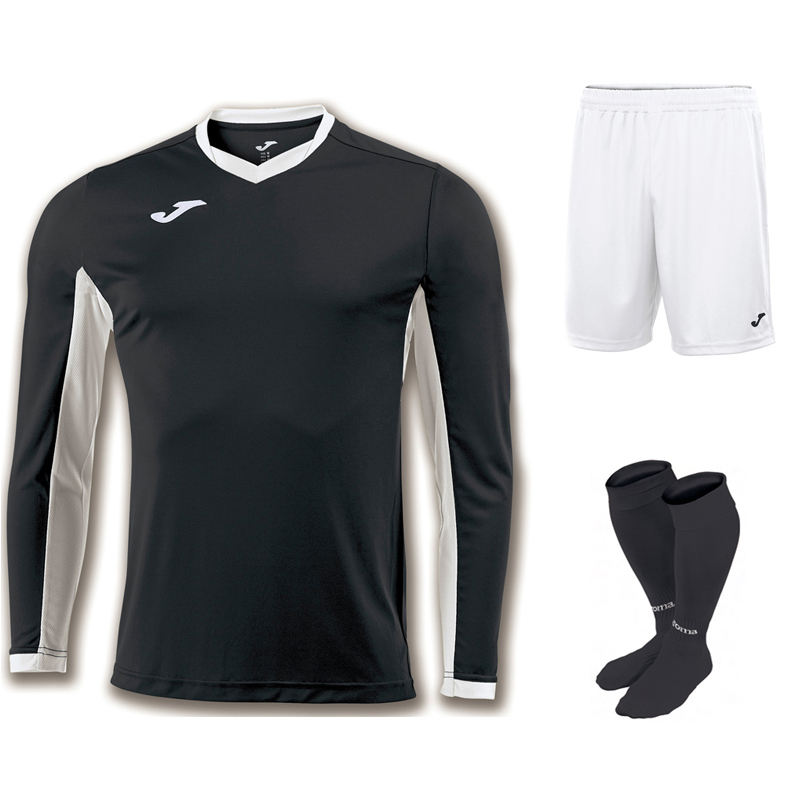 Joma Champion IV Full Kit Bundle of 10 (Long Sleeve)