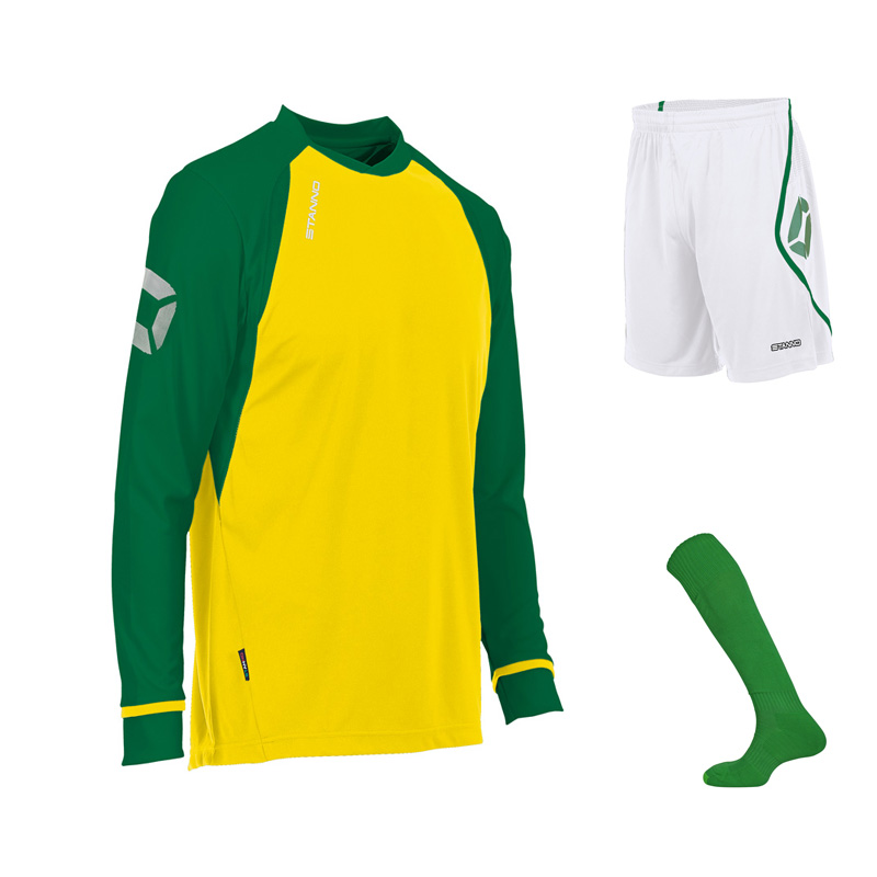 Stanno Liga Pisa Long Sleeve Full Kit Set