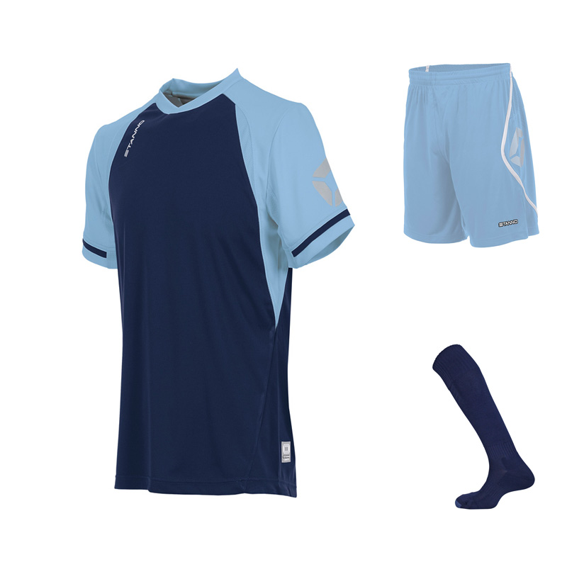 Stanno Liga Pisa Full Kit Bundle of 15 (Short Sleeve)