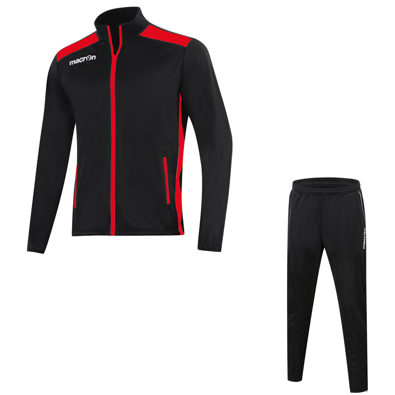 Macron Nixi Full Poly Slim Fit Tracksuit