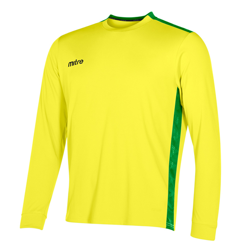 Mitre Charge Long Sleeve Shirt