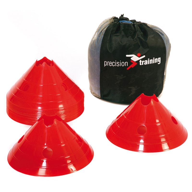 Precision Pro Giant Saucer Cones (Set of 20)