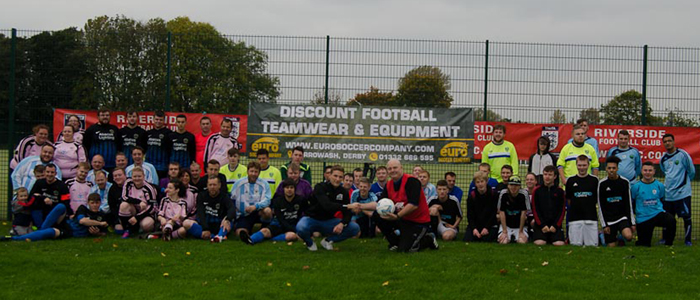 The Euro Soccer East Midlands PAN Disability League